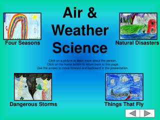 Air & Weather Science