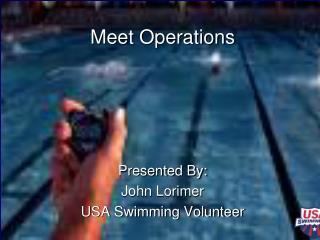 Meet Operations