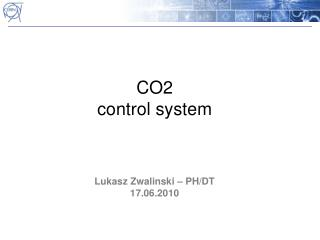 CO2 control  system