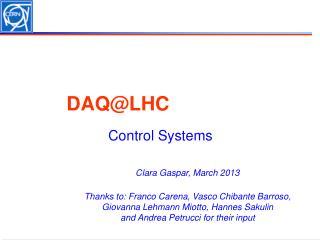 DAQ@LHC
