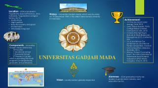 Alumnae  –  UGM graduates mostly are leaders in government, industry, and education sector.