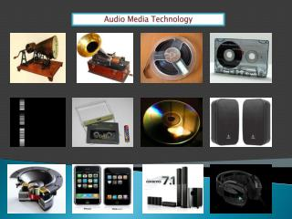 Audio Media Technology
