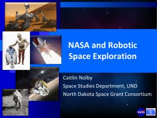 NASA and Robotic Space Exploration