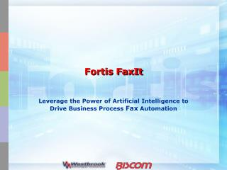 Fortis FaxIt