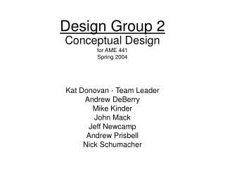 Design Group 2