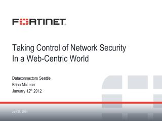 Taking Control of Network Security In a Web-Centric World
