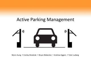 Active Parking Management
