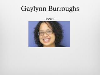 Gaylynn Burroughs