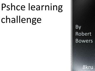 Pshce  learning challenge