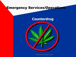 Emergency Services/Operations