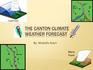 The Canton Climate  Weather Forecast