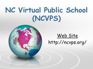 NC Virtual Public School (NCVPS)