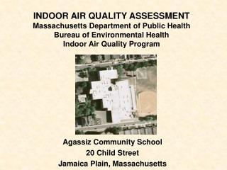 Agassiz Community School 20 Child Street Jamaica Plain, Massachusetts