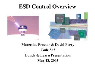 ESD Control Overview
