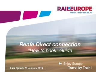 Renfe Direct connection