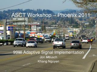 ASCT Workshop – Phoenix 2011