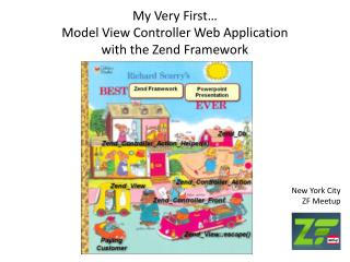 My Very First… Model View Controller Web Application with the Zend Framework