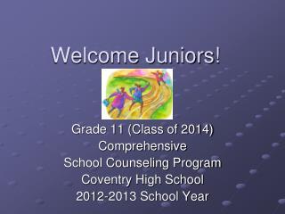 Welcome Juniors!