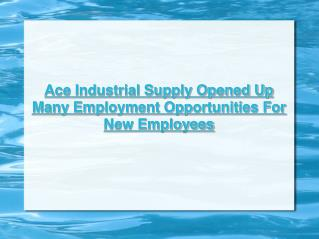 Ace Industrial Supply - Burbank
