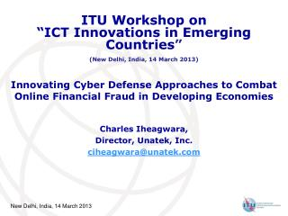 Innovating Cyber Defense Approaches to Combat Online Financial Fraud in Developing Economies
