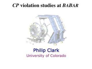 CP  violation studies at  B A B AR