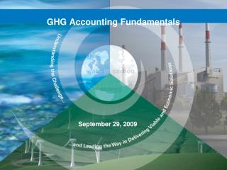 GHG Accounting Fundamentals