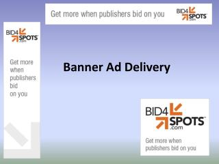 Banner Ad Delivery