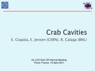 Crab Cavities