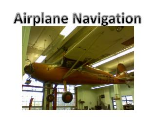 Airplane Navigation