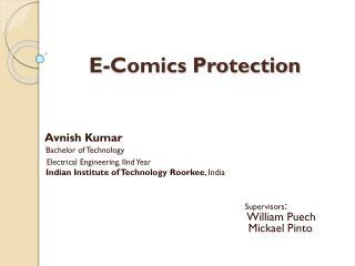 E-Comics Protection