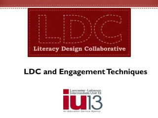 LDC and Engagement Techniques