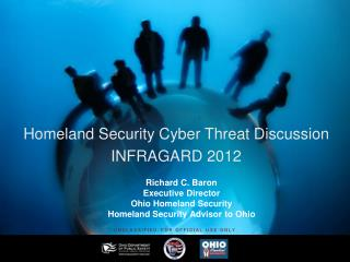 Homeland Security Cyber Threat  Discussion INFRAGARD 2012