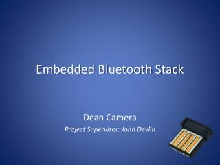 Embedded Bluetooth Stack