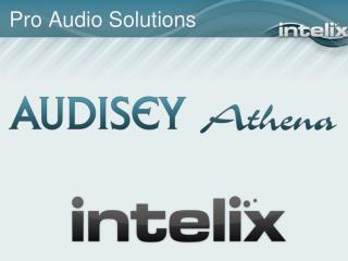 Pro Audio Solutions