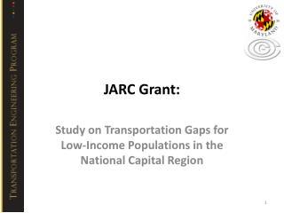 JARC  Grant :