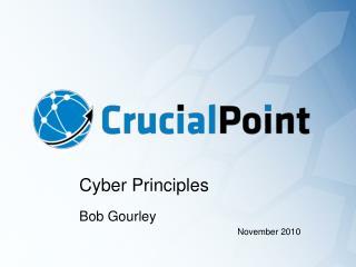 Cyber Principles