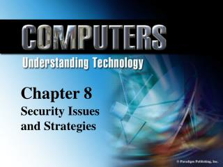 Chapter 8 Security Issues and Strategies
