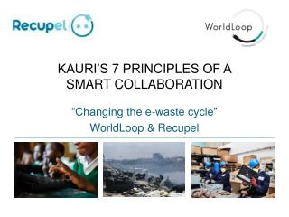 KAURI'S 7 PRINCIPLES OF A  SMART COLLABORATION