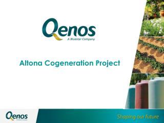 Altona Cogeneration Project