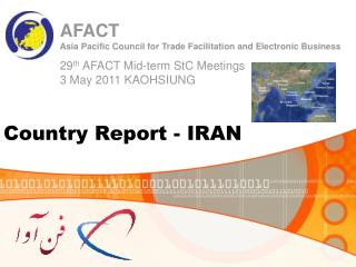 Country Report - IRAN