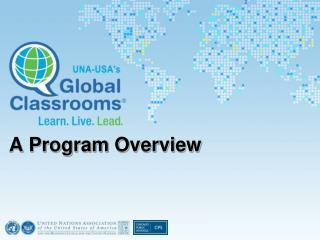 A Program Overview