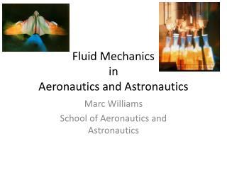 Fluid Mechanics  in  Aeronautics and Astronautics