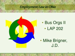 Employment Law in Ohio