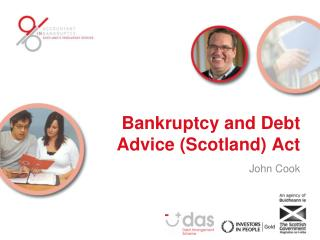 Bankruptcy and Debt Advice (Scotland) Act