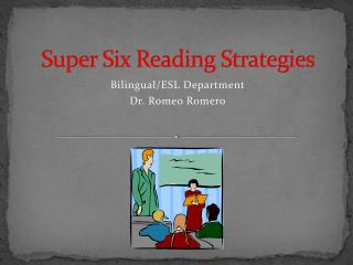 Super Six Reading Strategies