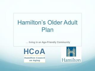 Hamilton's Older Adult Plan