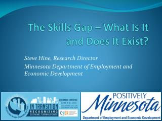 The Skills Gap – What Is It and Does It Exist?