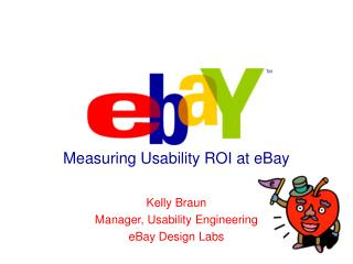 Measuring Usability ROI at eBay