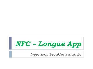 NFC – Longue App