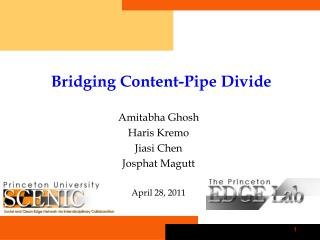 Bridging Content-Pipe Divide